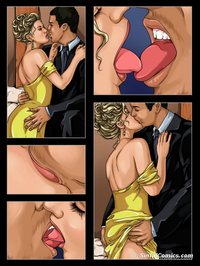 Порно комиксы про знамениты комиксы