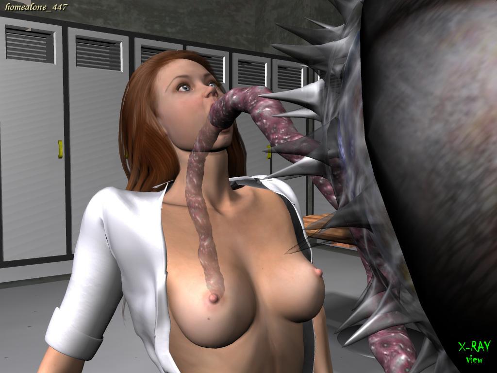 Порно монстры инкубаторы