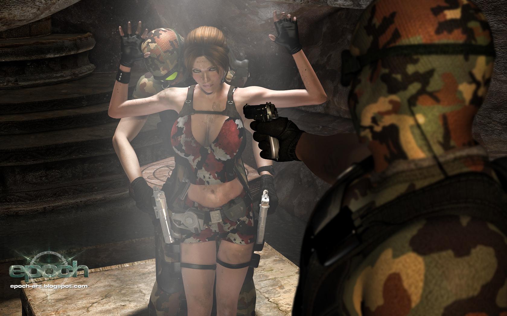 Porn lara croft with aliens henati porn pictures