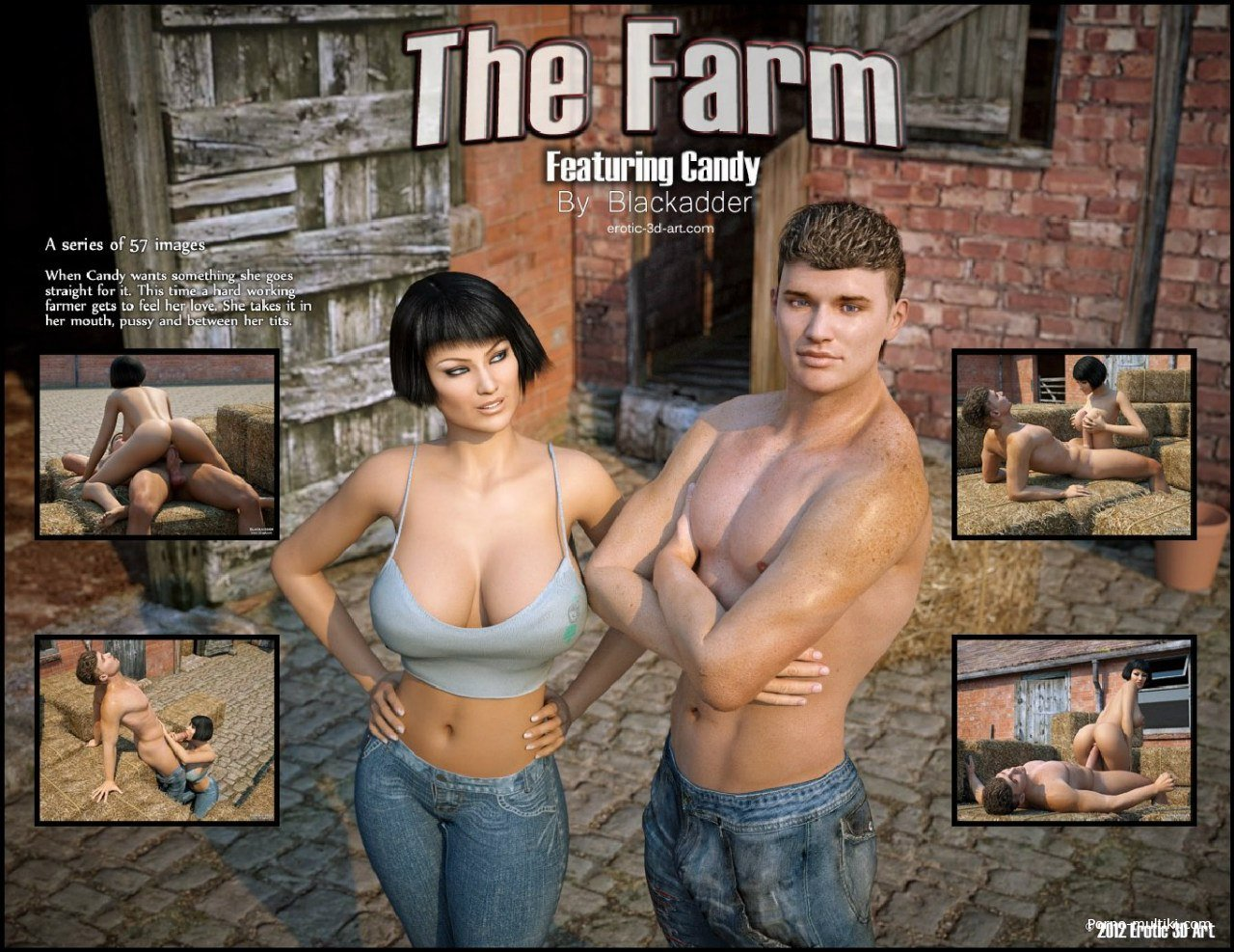 Porno On The Farm