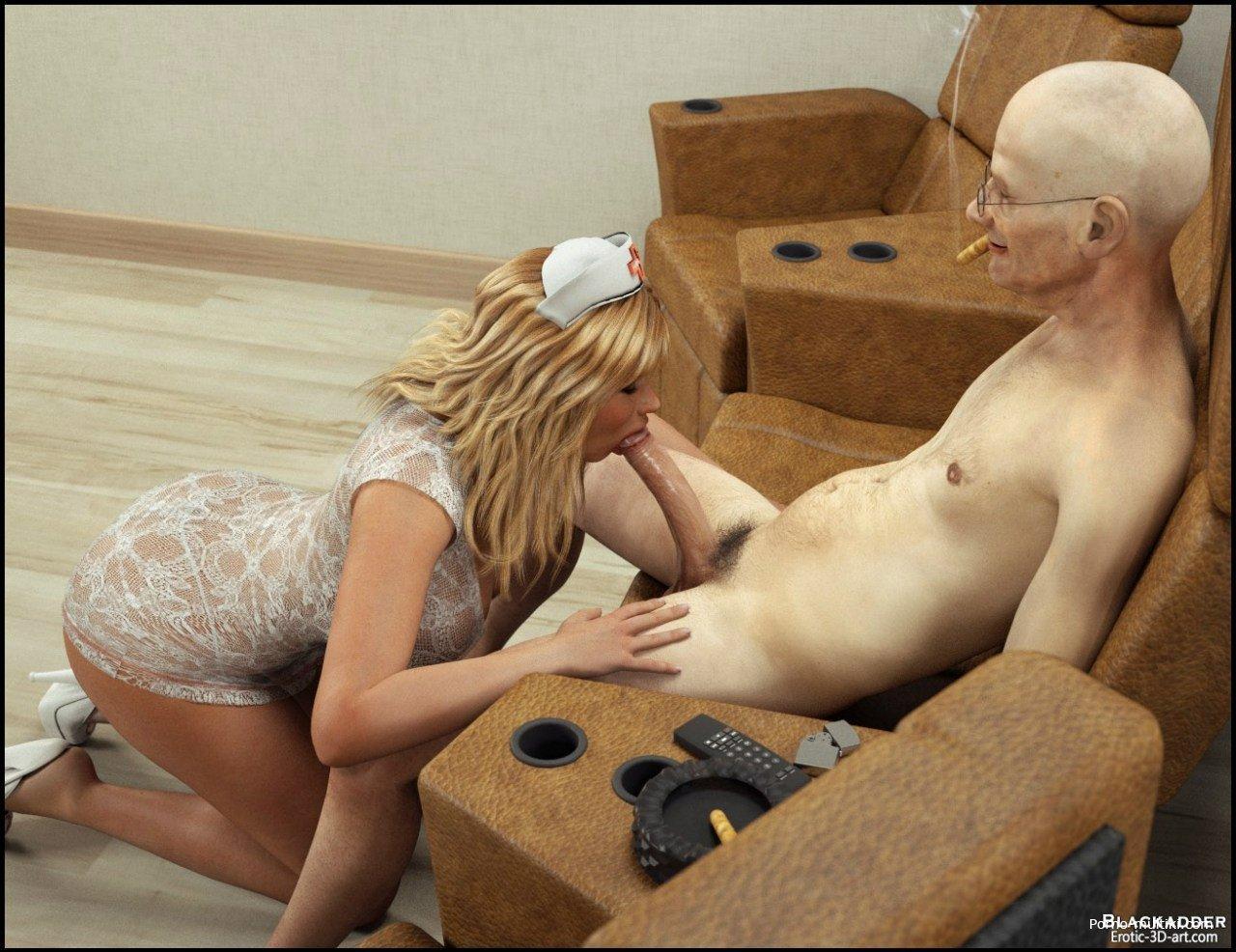Секс дома пристарелых