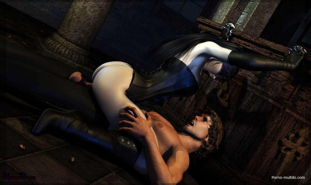 Игры секс вампира