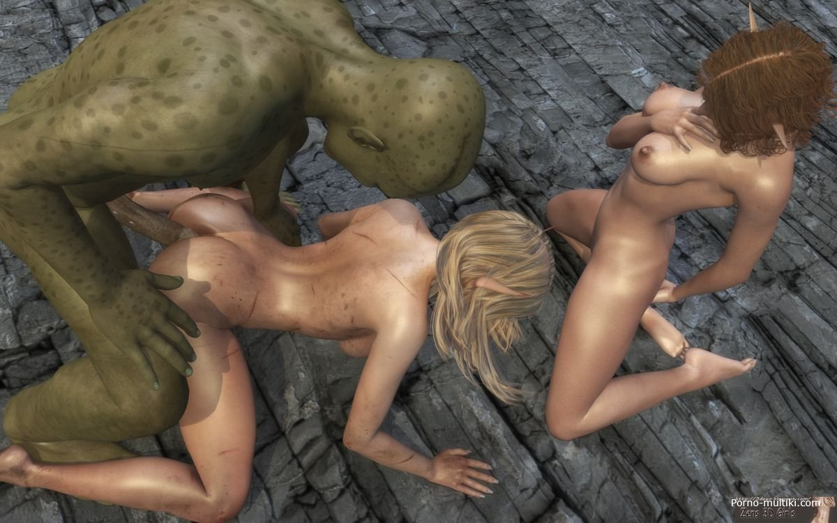 Fox girl raped by orc porn images