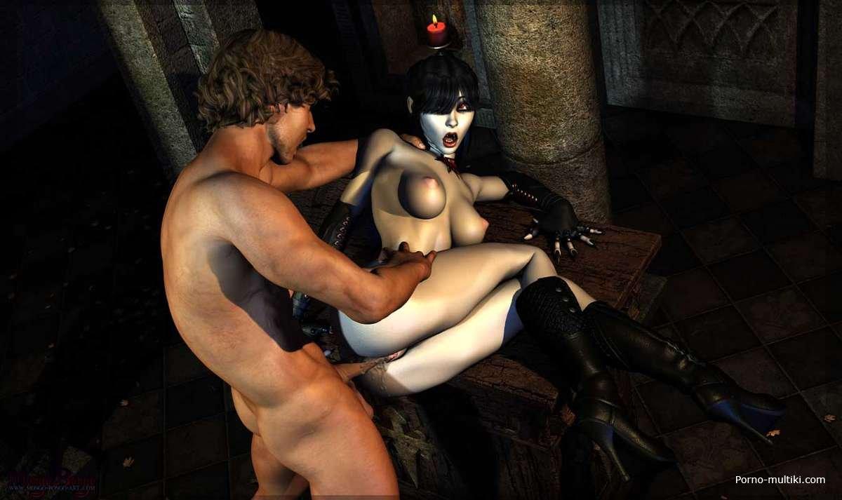 Секс с вампршо