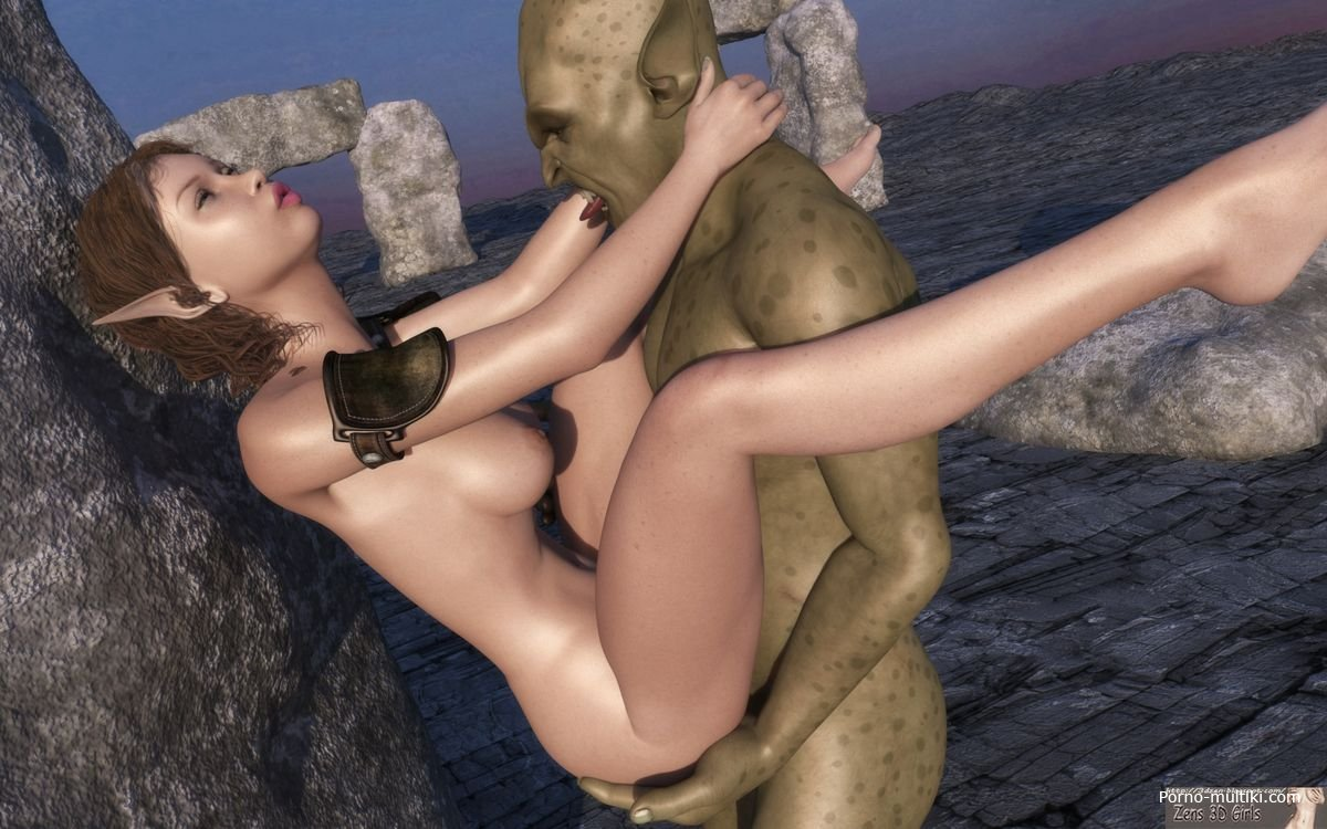 Xxx monster 3d pron 3gp porn video