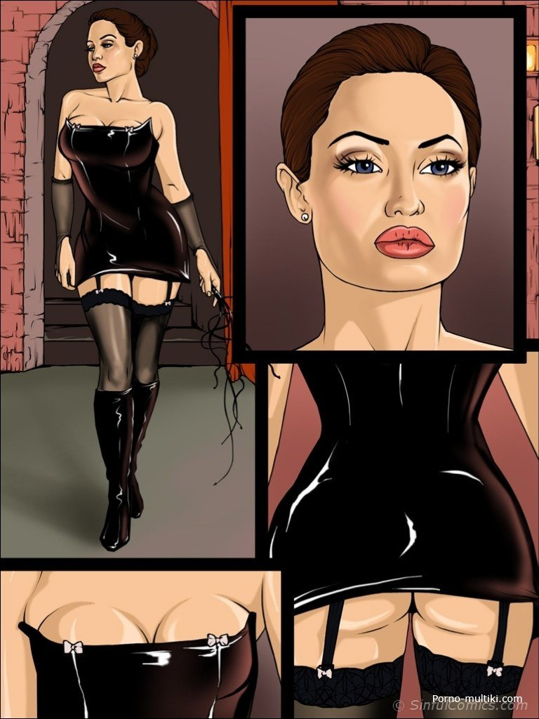 порно с миссис смит