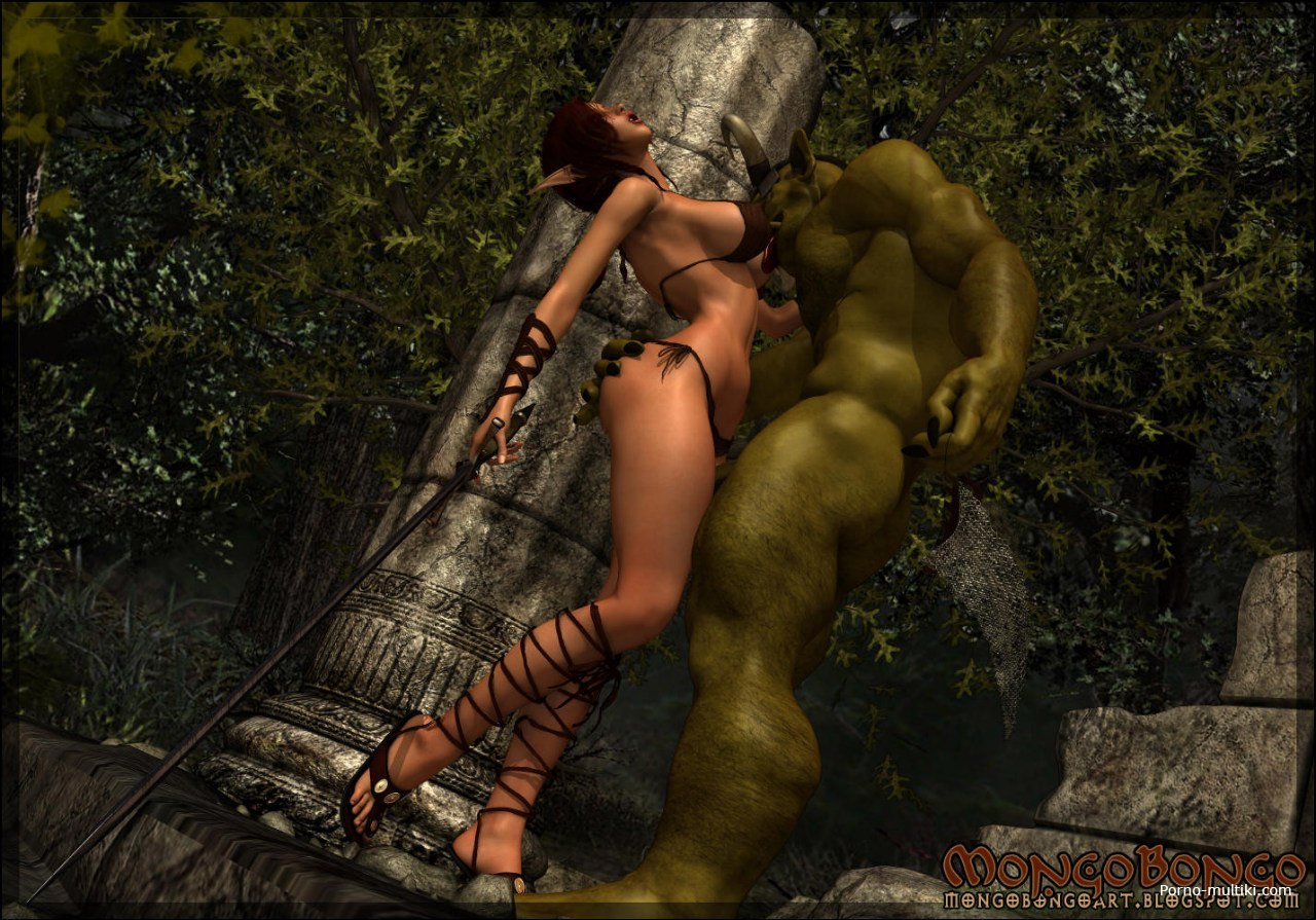 Sexy forest elf sex exposed thumbs