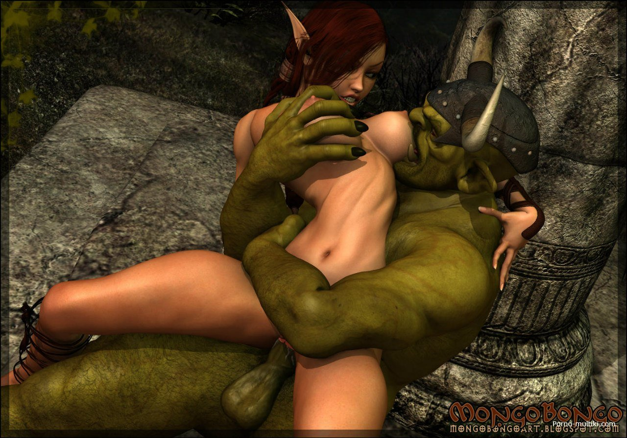 3d hentai orc and elf videos nude pic