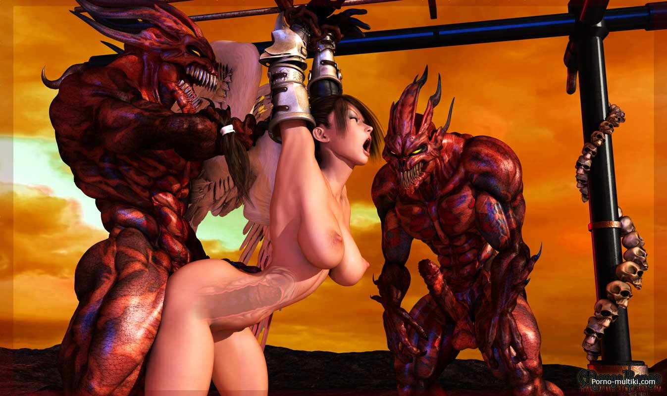 3d demons porn wallpapers xxx scenes