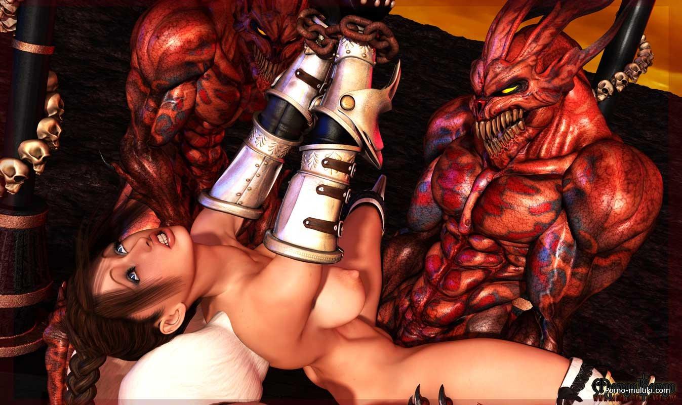 Смотреть фильм демонический секс
