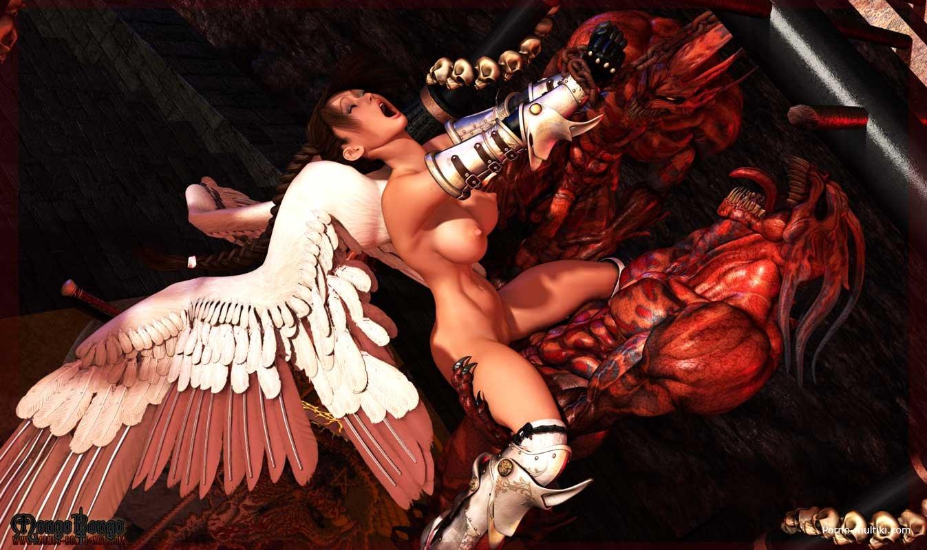 Секс игра демоны 18 фотография