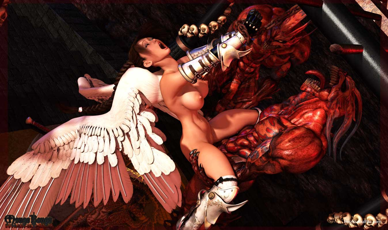 Секс ангелов kz