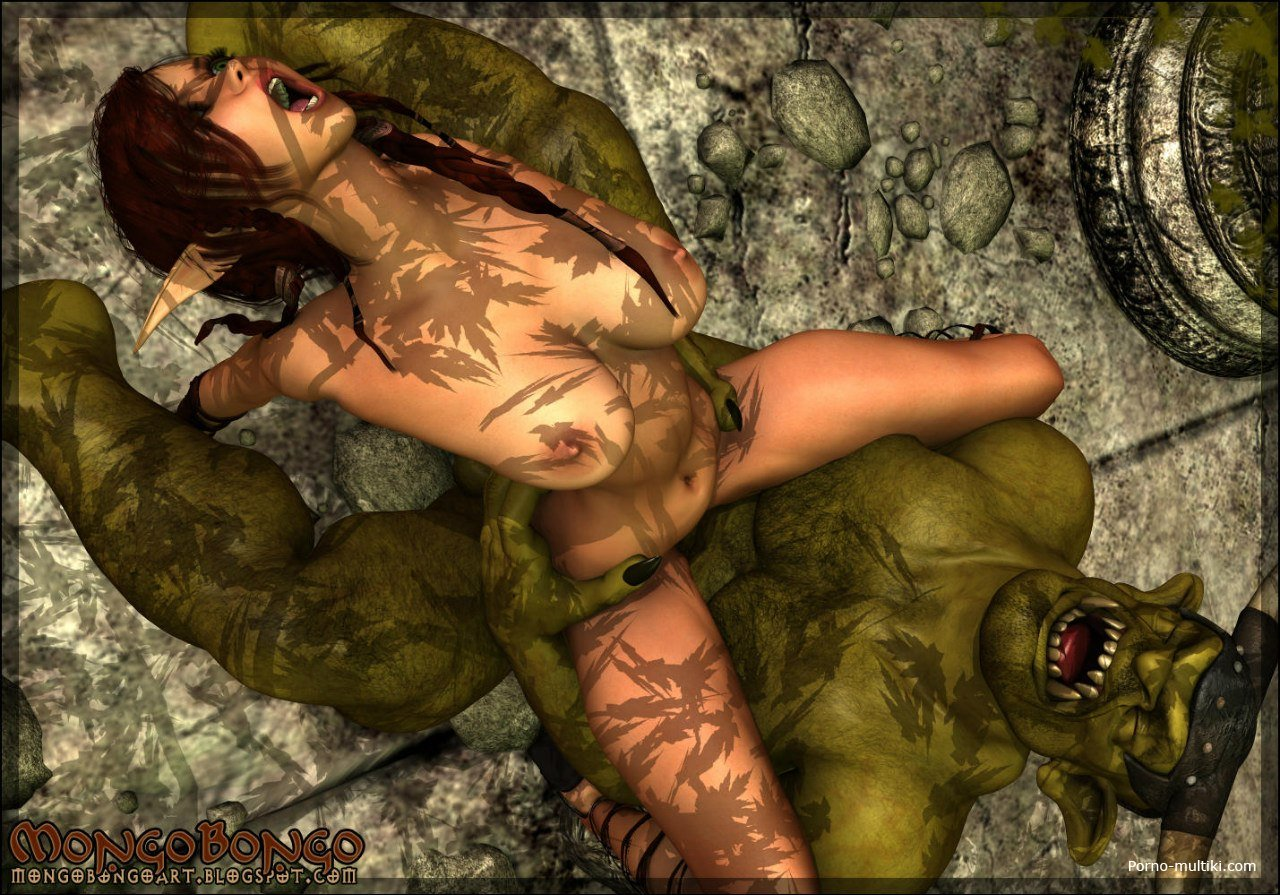 Half orc porn big tits sexual gallery