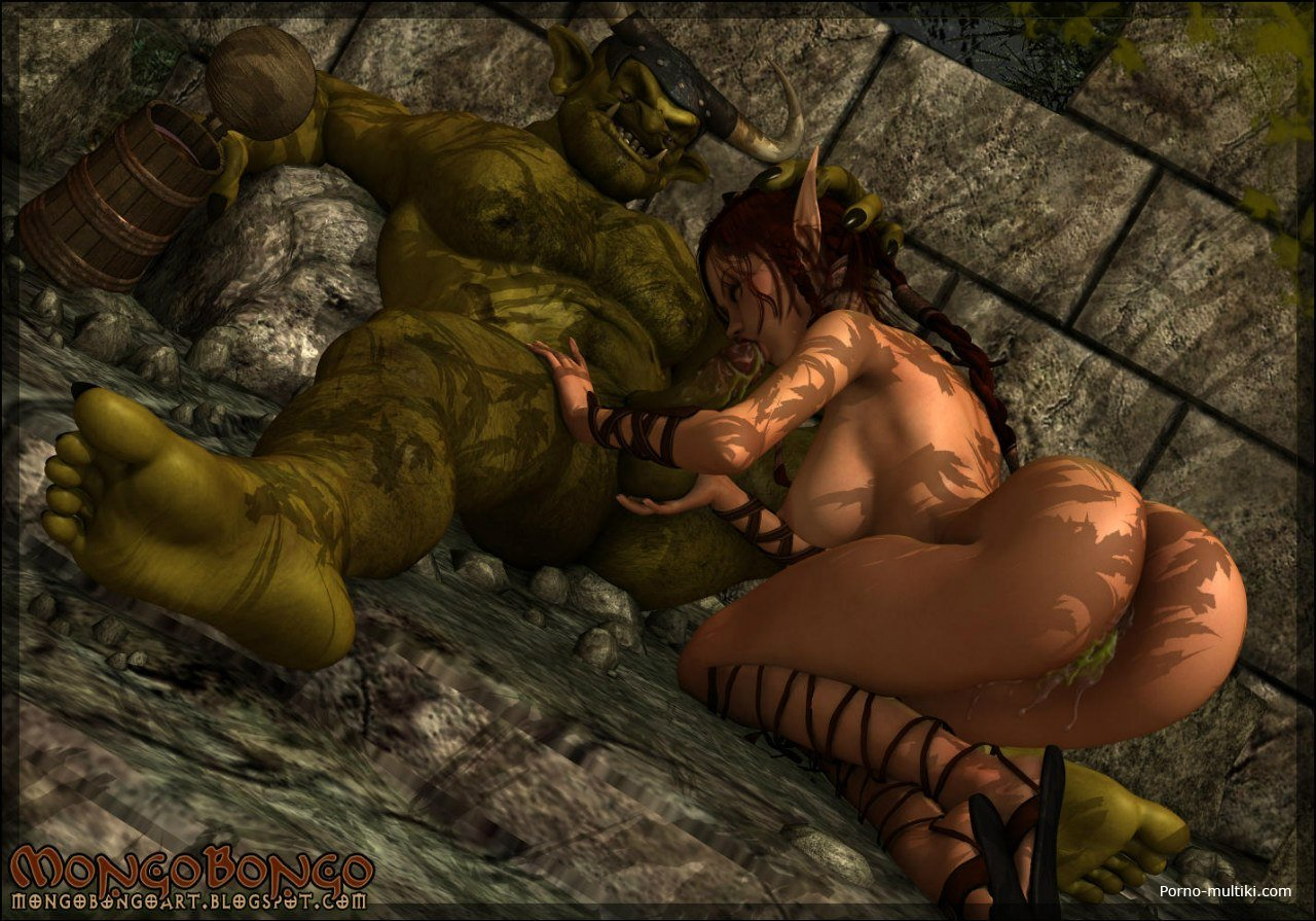 Fantasy porn stories slutty half orc nsfw clips