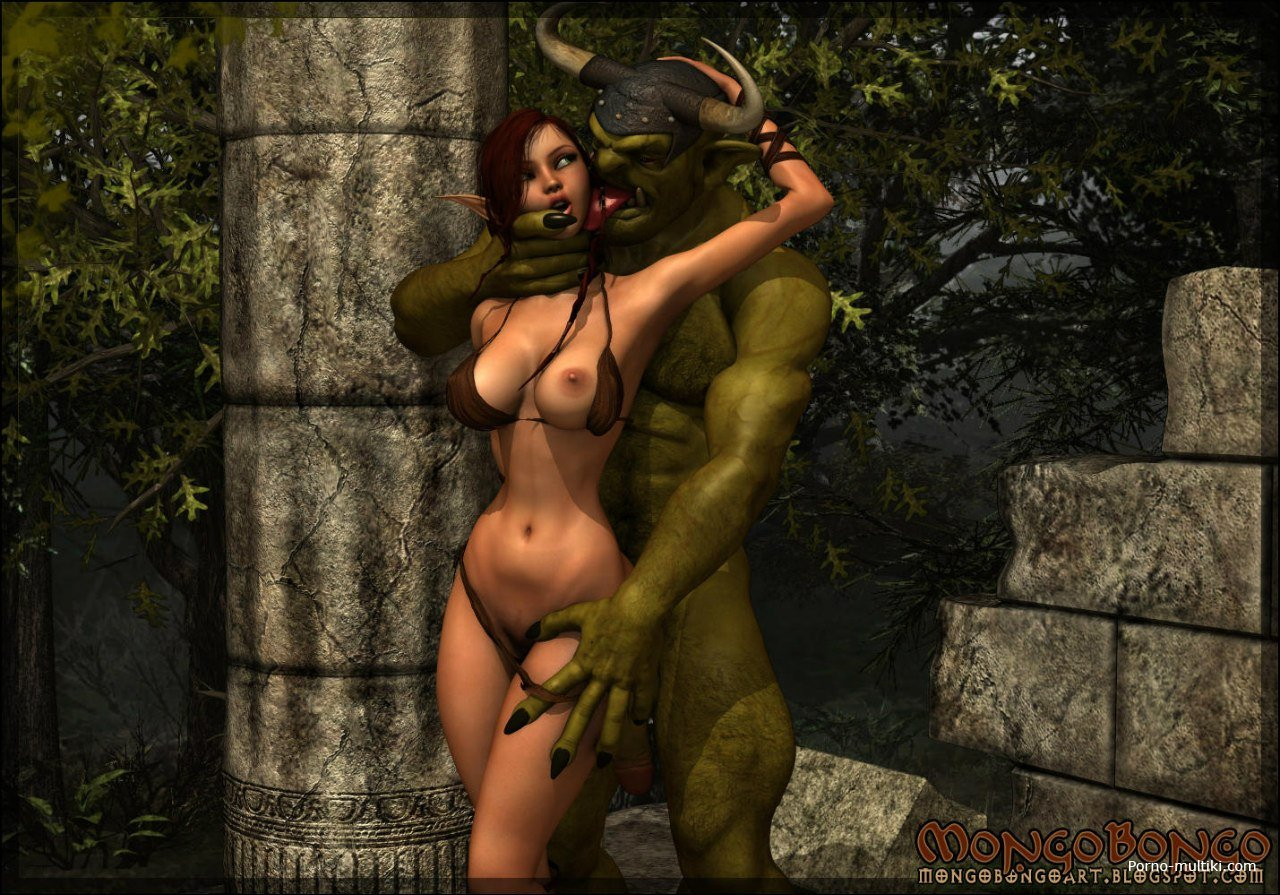 Elf ork porn naked streaming