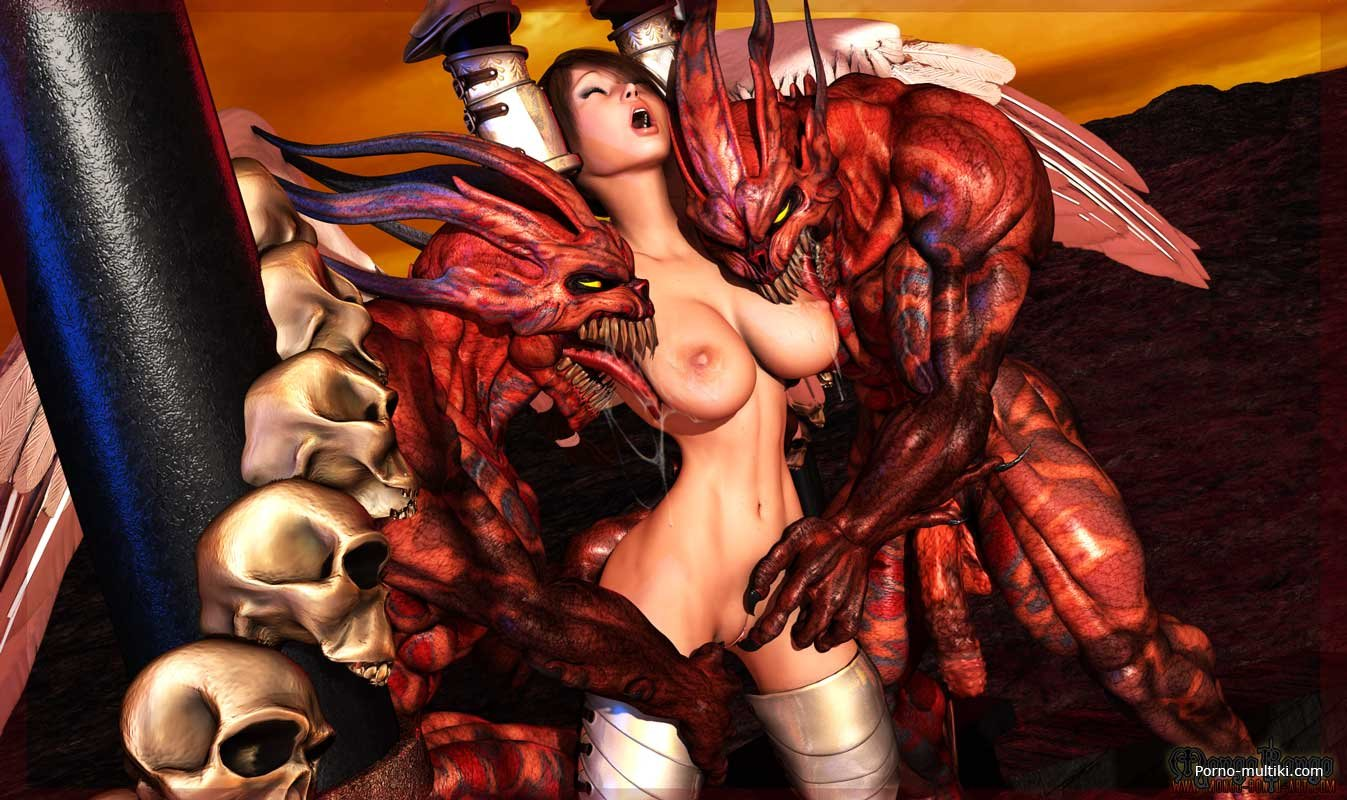 3d demons porn wallpapers nudes photo
