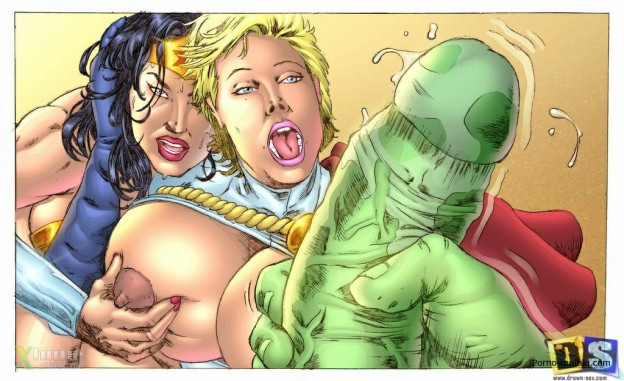 Порно онлайн супер герои