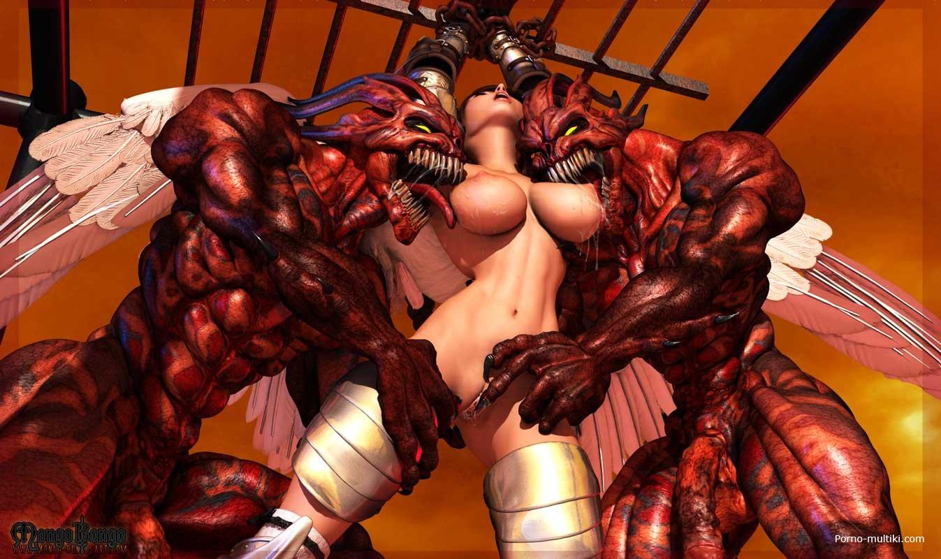картинки секс зло демон
