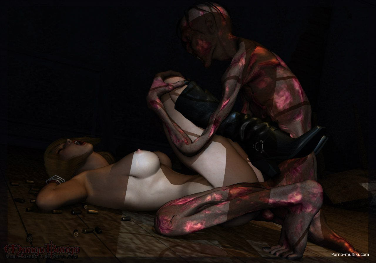 Resident evil 3d porn photo naked gallery