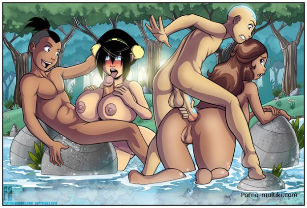 Порно фото с аватаром