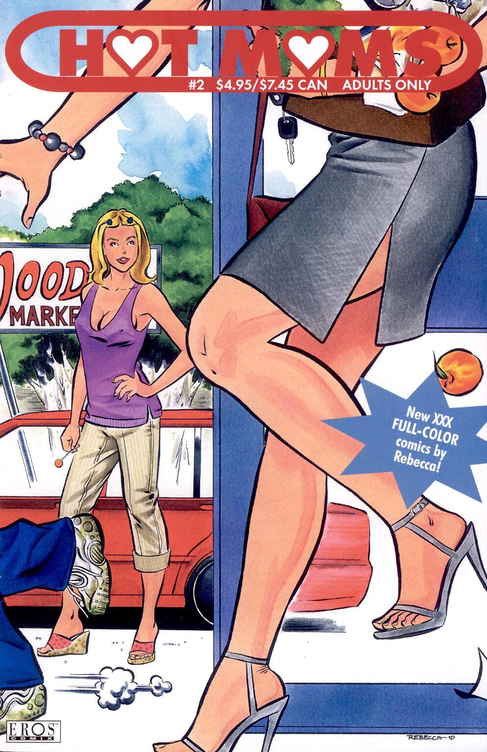 Эротические комиксы горячие мамаши