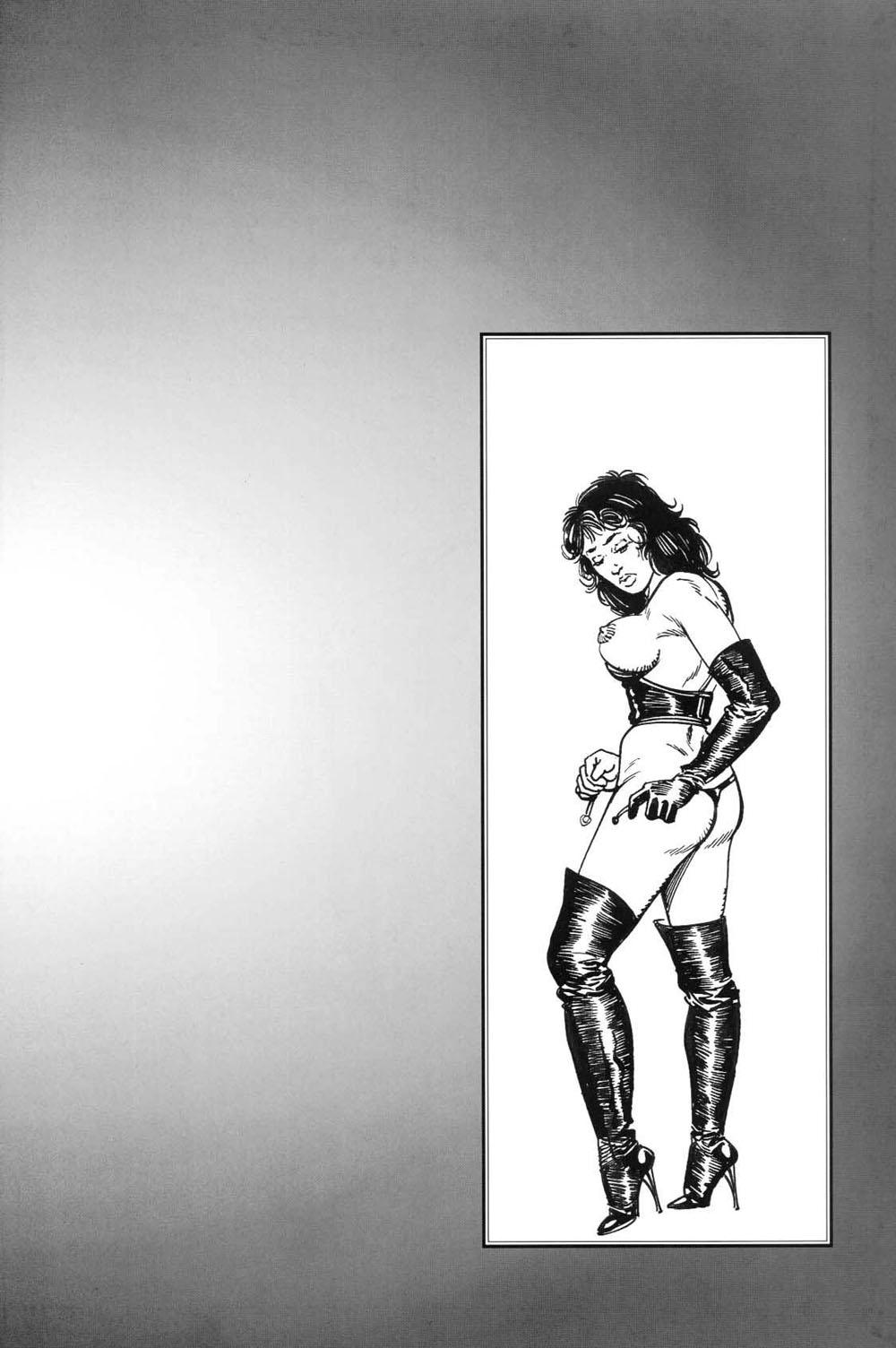 БДСМ, рабыня, секс игрушка, трах толпой, порно комикс » Мисс Брайан ...