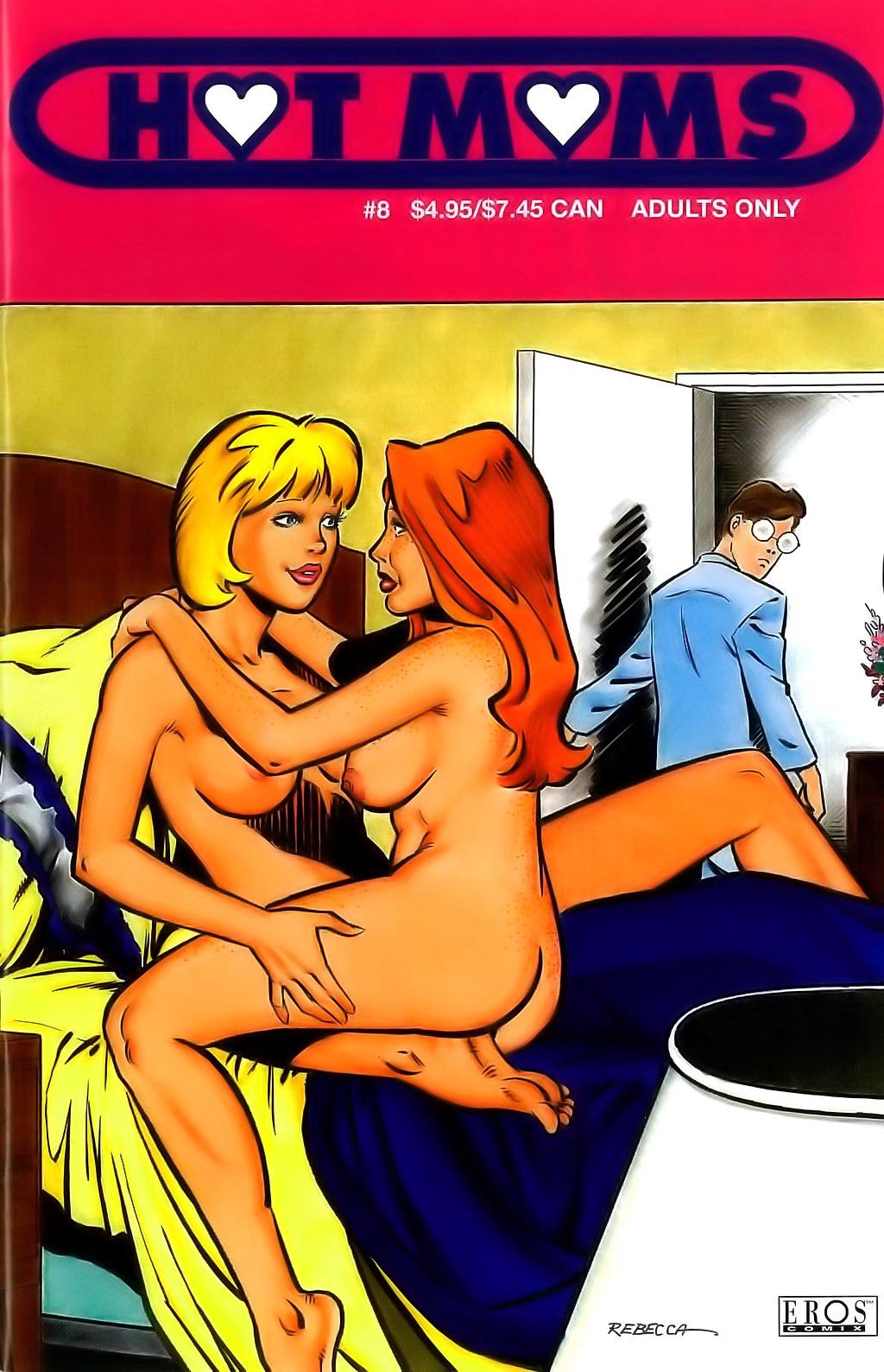 Горячие американские мамочки порно 1 фотография