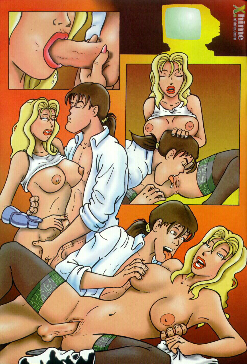 Cartoon sex pix sex movie