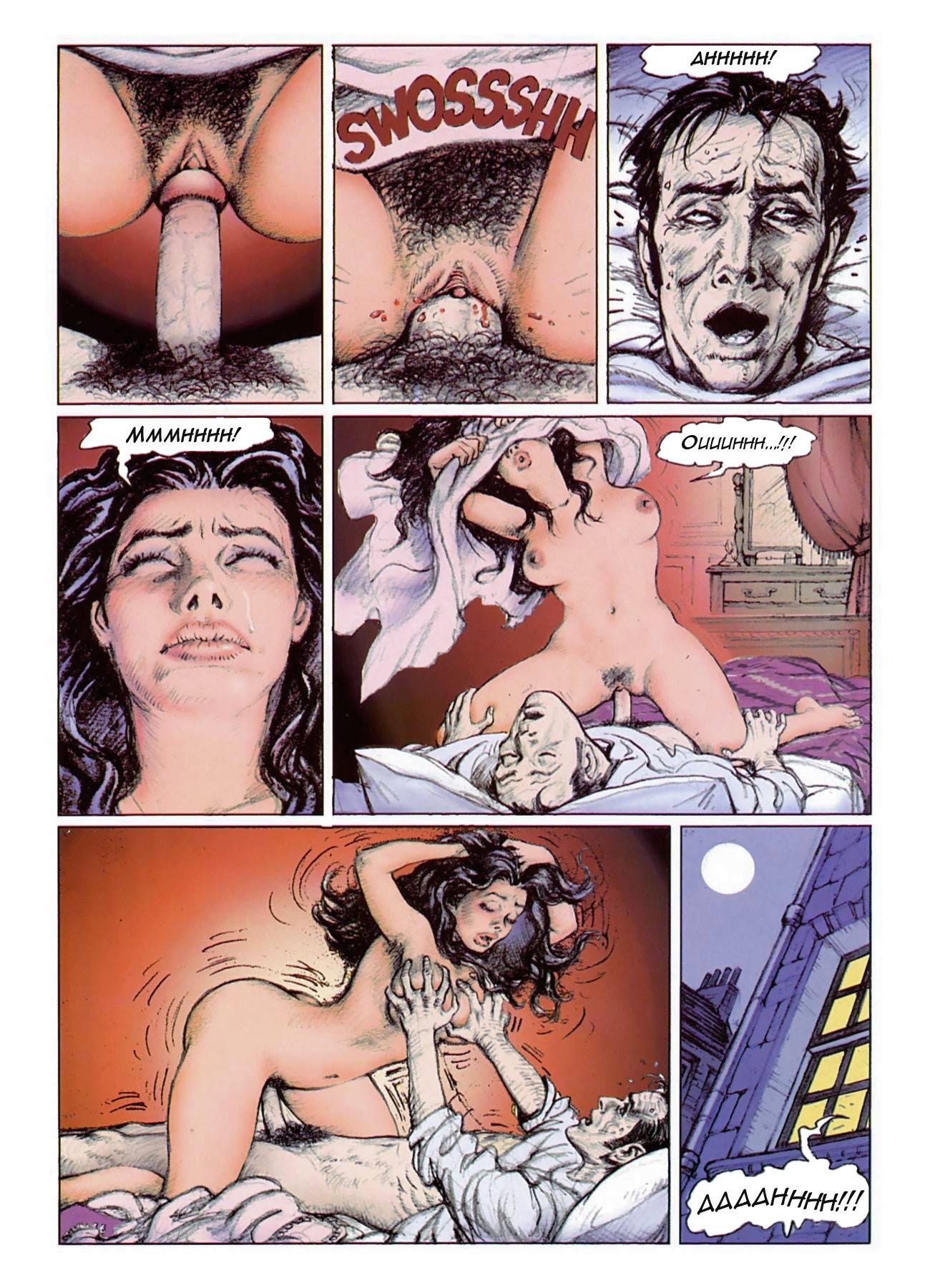 Комиксы читать эротика онлайн