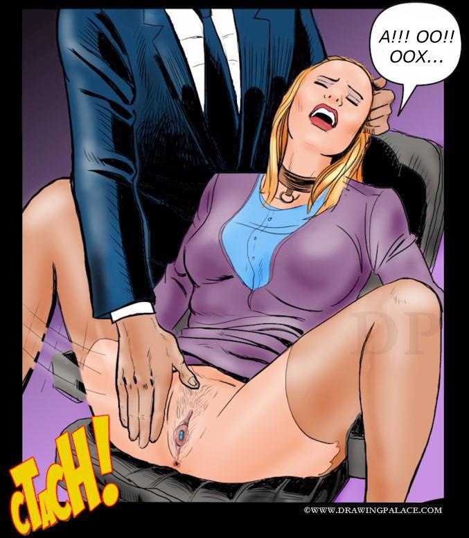 Воронины порно комикс