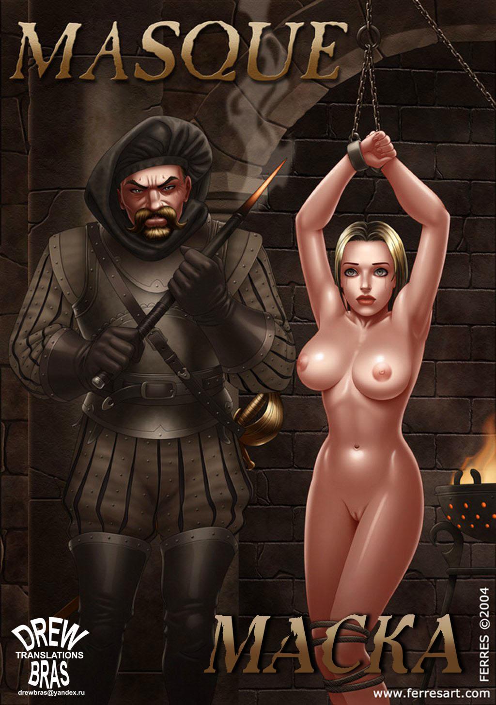 Читать порно о средневековье