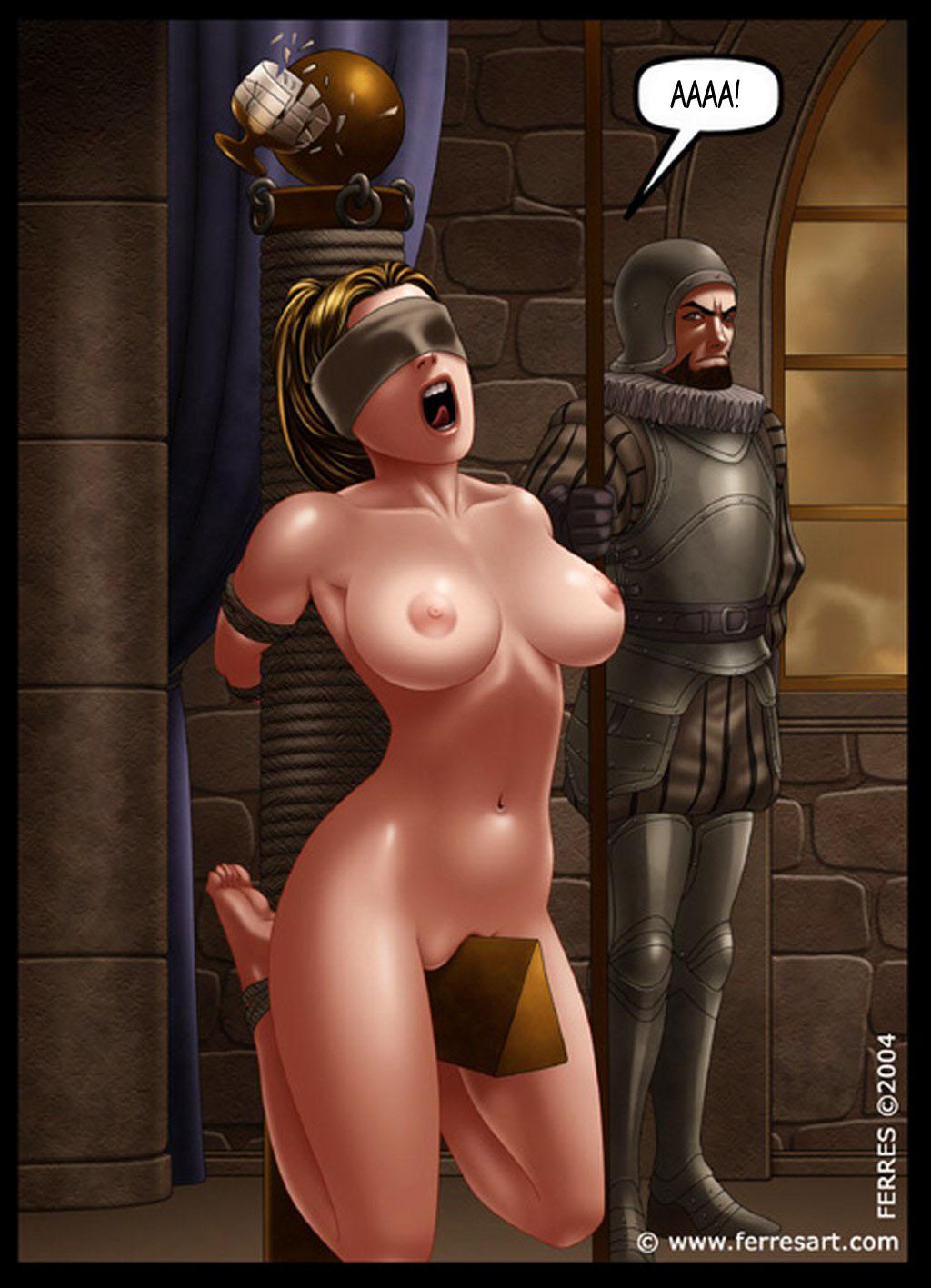 фазе порно рабыня средневековье немного