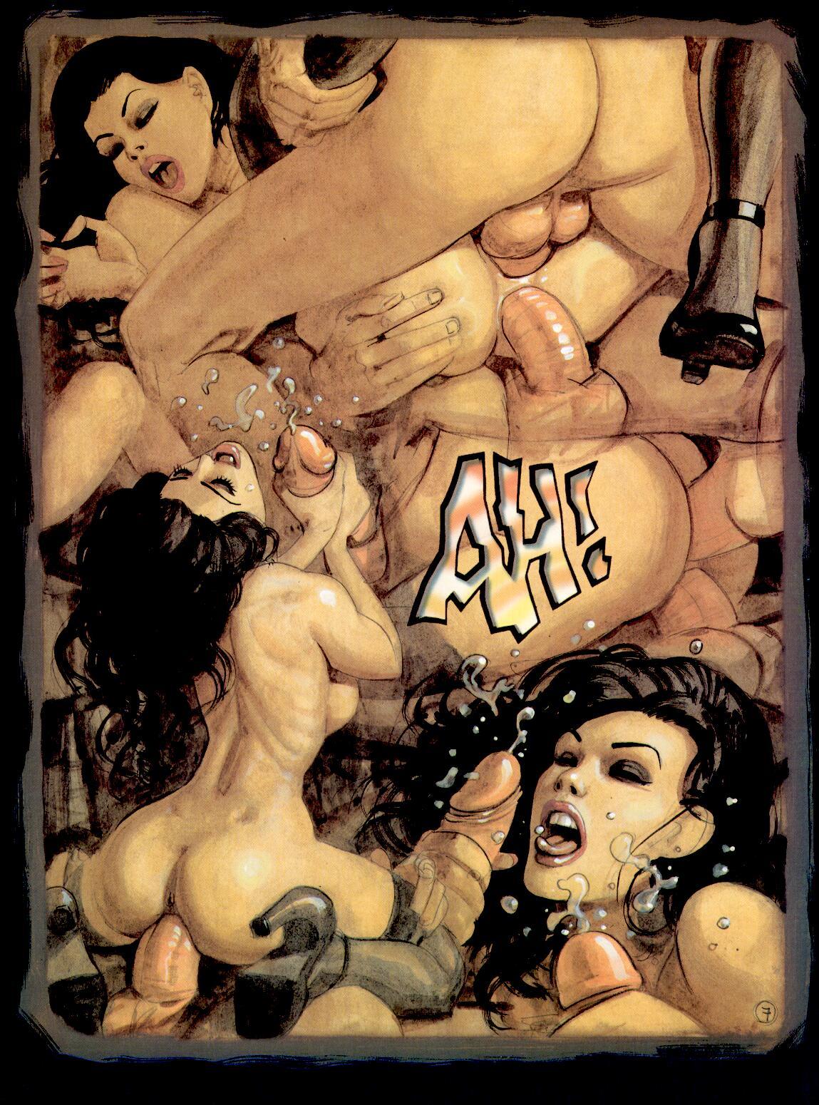 erotica porn comic