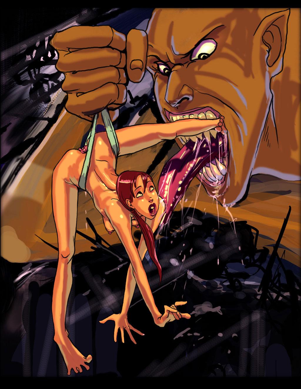 Хентай ведьмы комикс 14 фотография