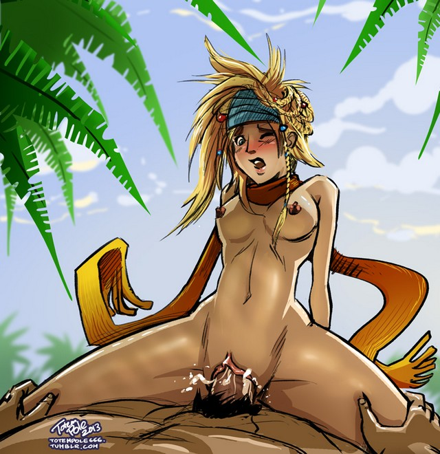 rikku2color